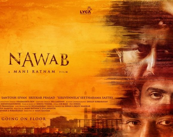 Nawab-1st-look-telugu-english