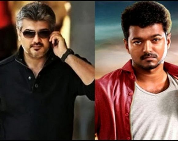 Ajith and Vijay