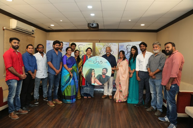 Manirathnam With Siragu Team