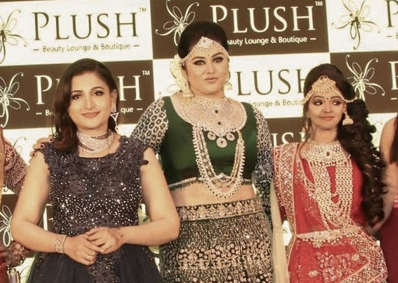 Actress Santhoshi's PLUSH Event