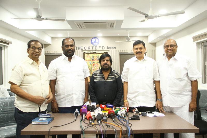 T.R and Distributors