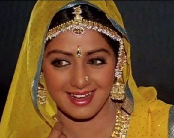 Sridevi the queen