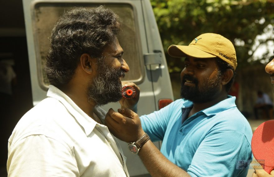 savarakathi working stills