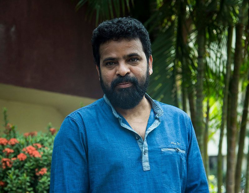 Ameer at Santhanathevan Movie Launch