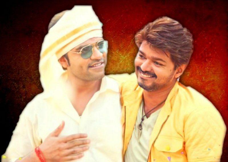 Simbu And Vijay