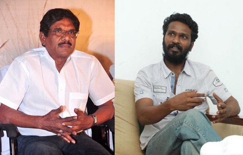 Bharathiraja and vetrimaran